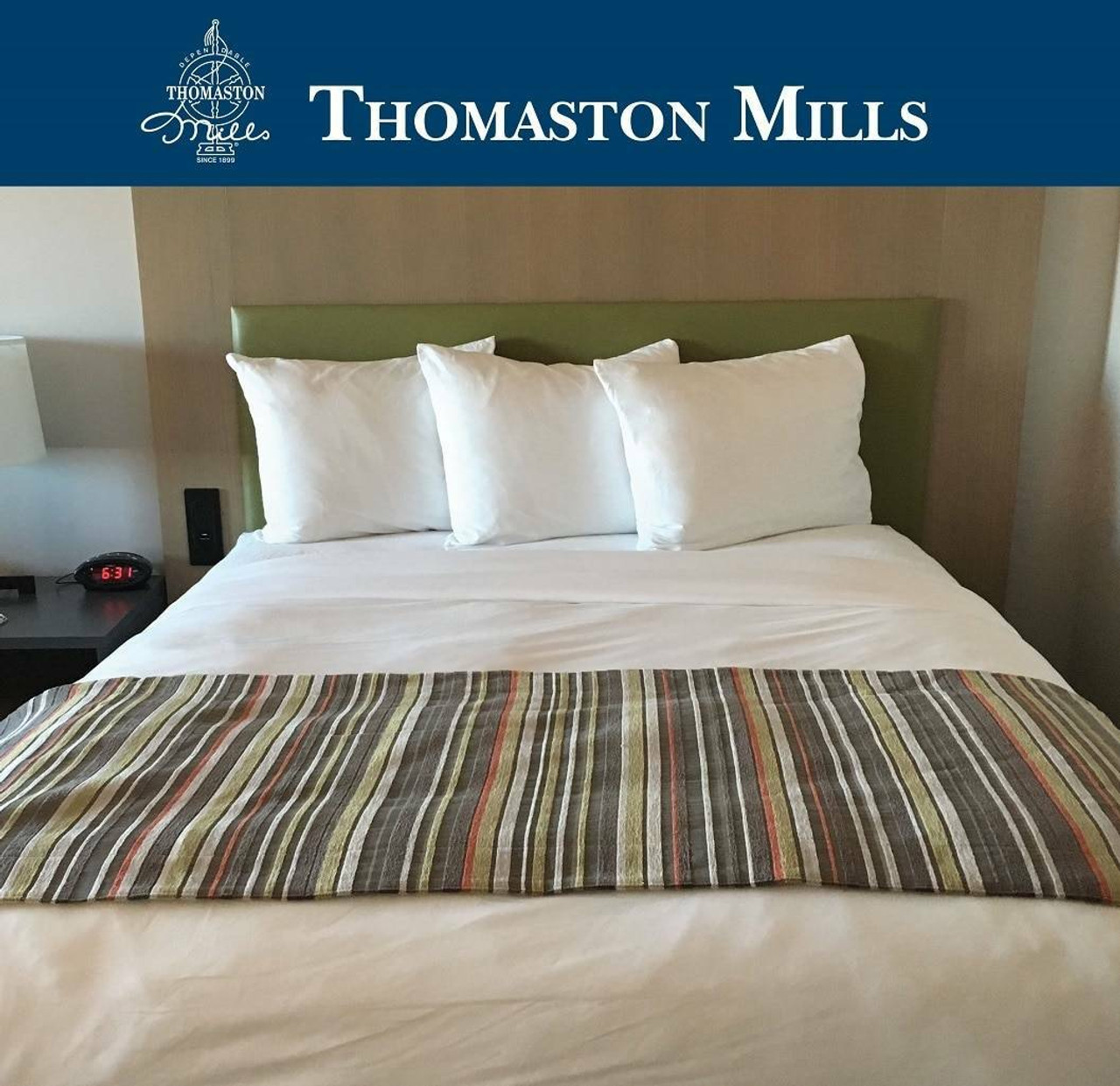 THOMASTON MILLS T250 Royal Suite by Thomason Mills - All Sizes and Colors