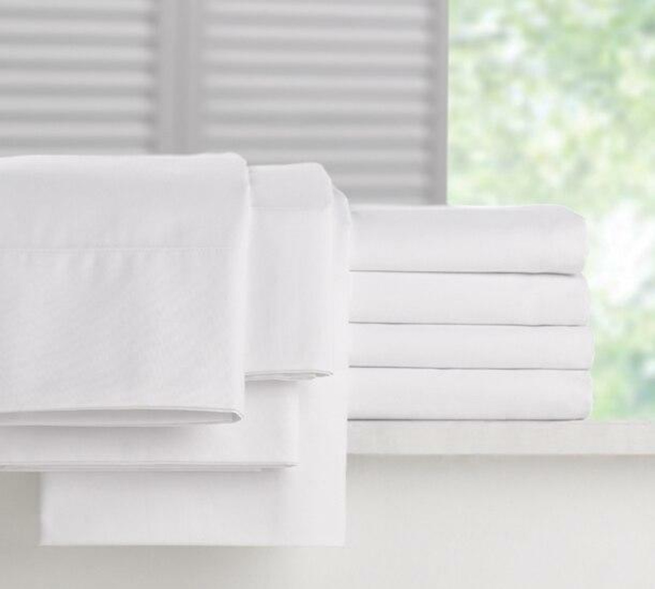 WestPoint/Martex Martex Millennium T300 Hotel Sheets - All Colors and Sizes