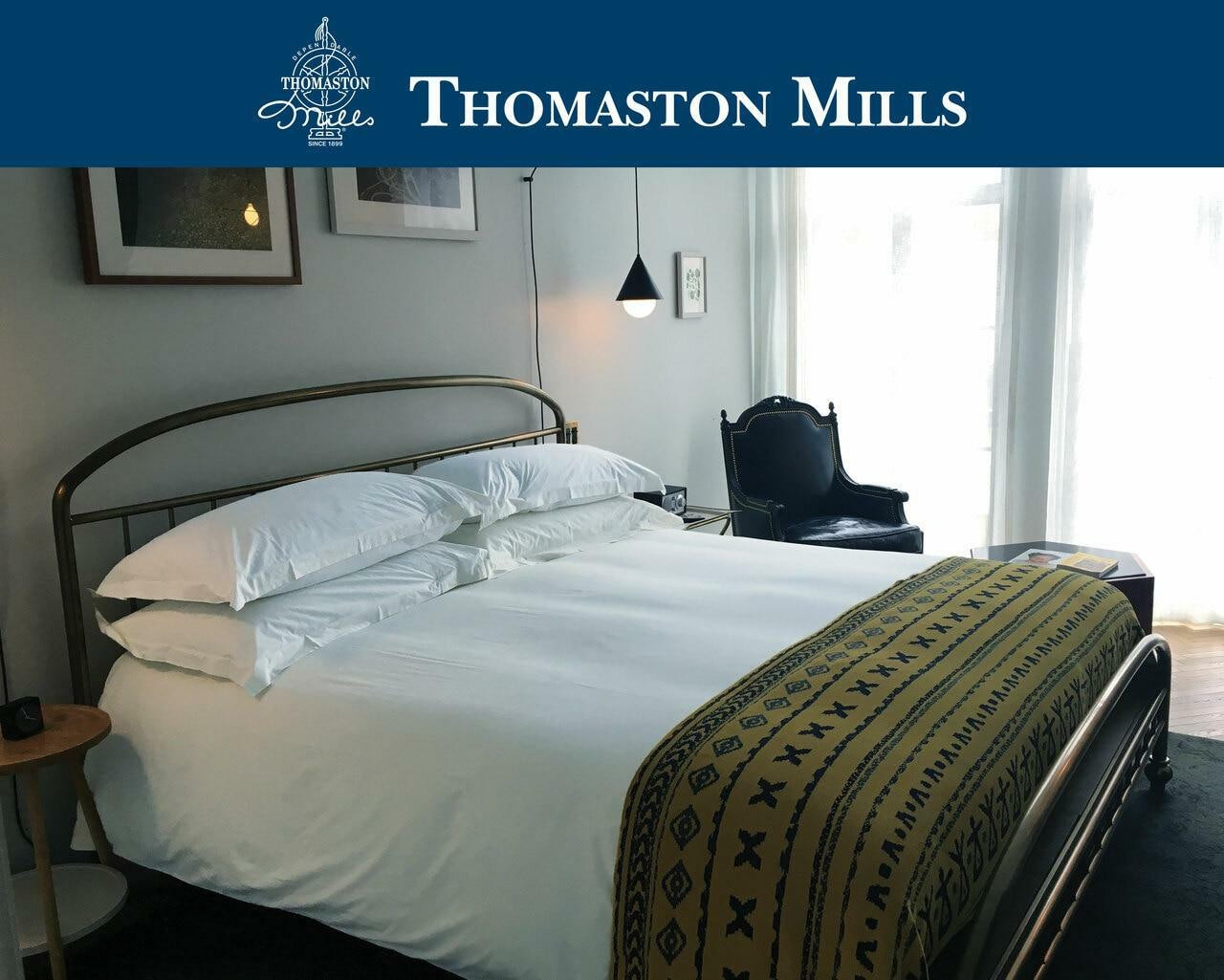 THOMASTON MILLS Thomaston Mills T300 Royal Suite-Plain Weave - All Sizes