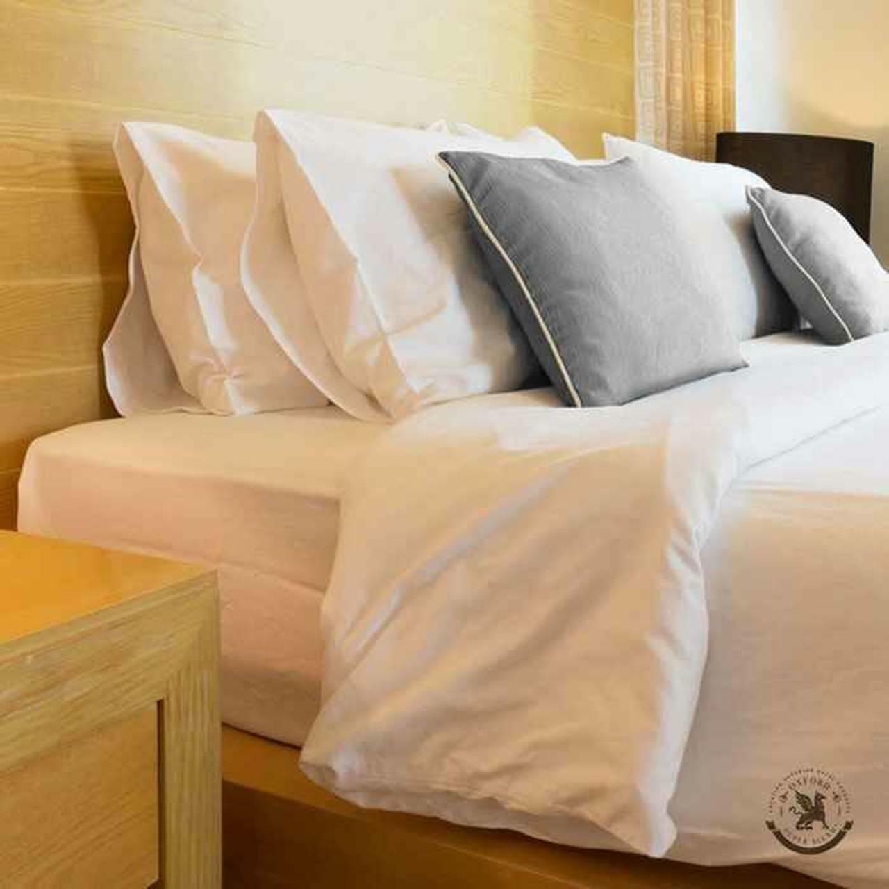 Ganesh Mills or Oxford Super Blend Oxford Super Blend Bed Linen - T180 55/45 - All Sizes