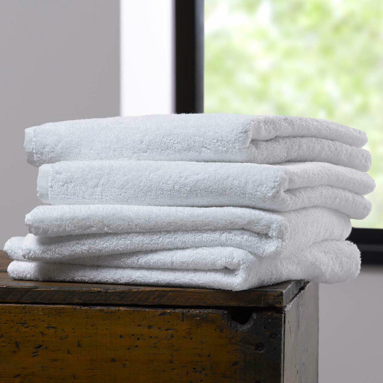WestPoint Hospitality by Martex Martex Green Towel Collection by Westpoint
