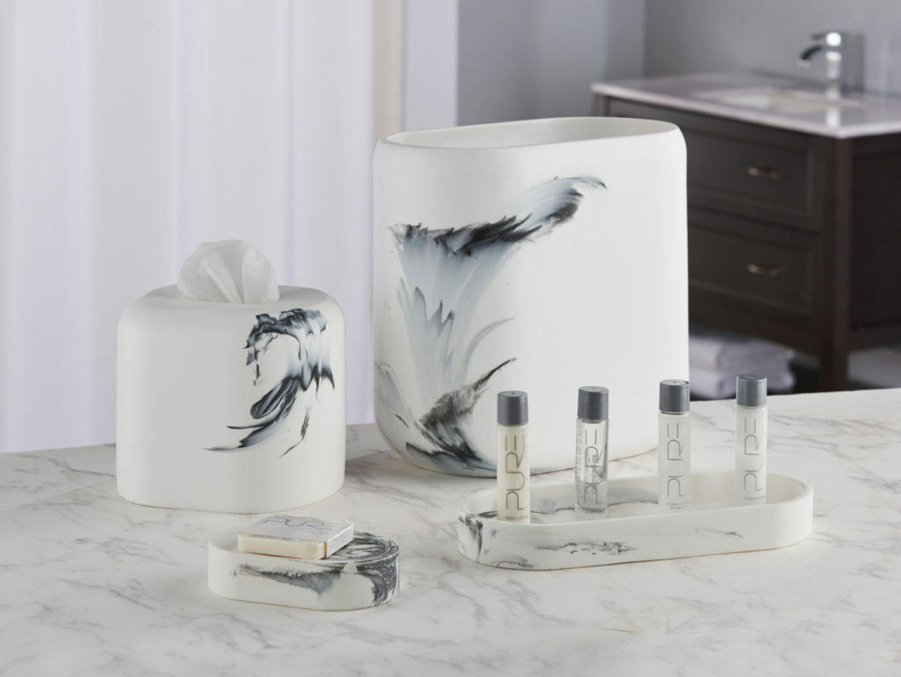 Focus Product Group Dao Collection of Hotel Bathroom Accessories