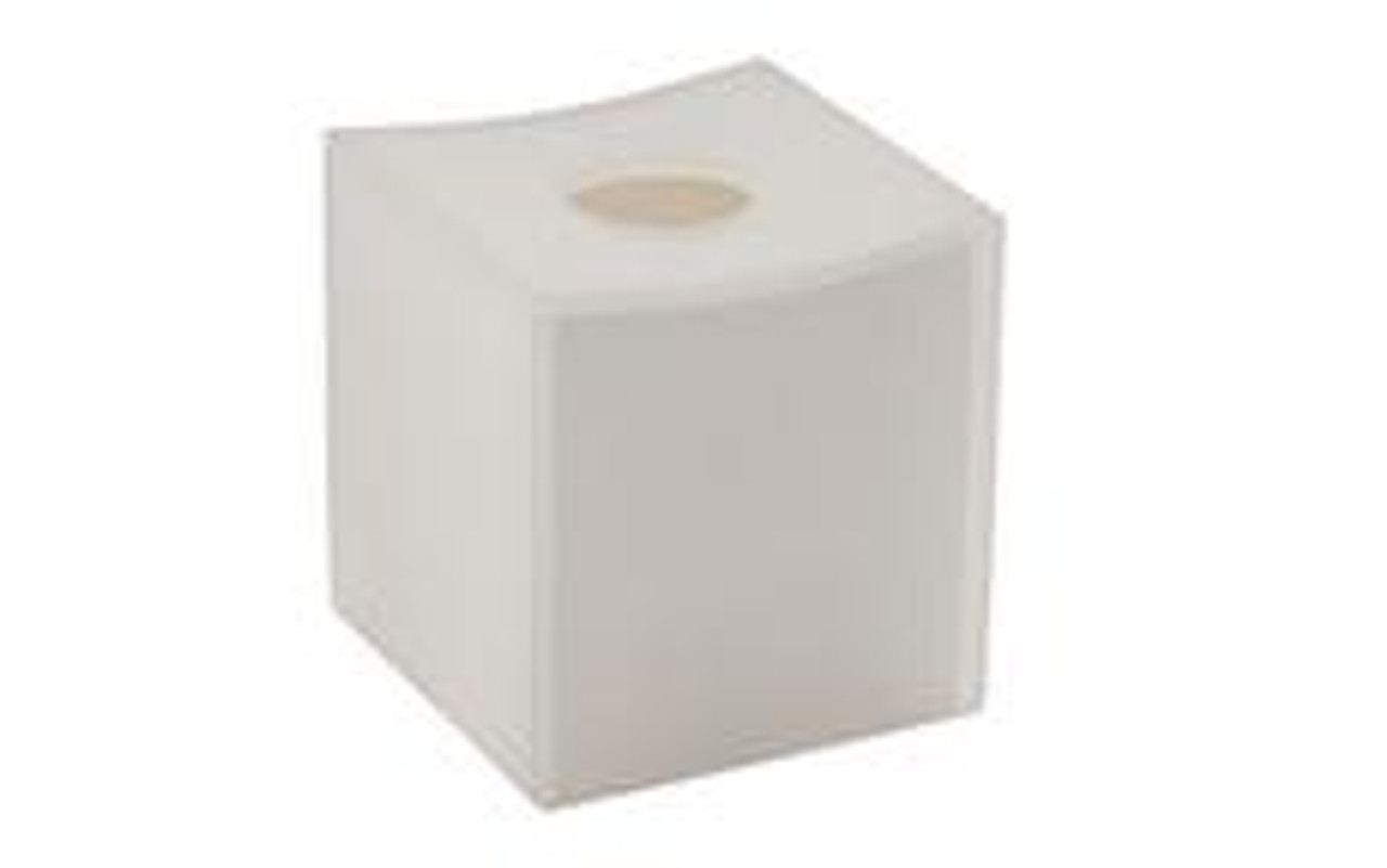 Focus Product Group FROST-BOUTIQUE TISSUE BOX COVER or PACK OF 2