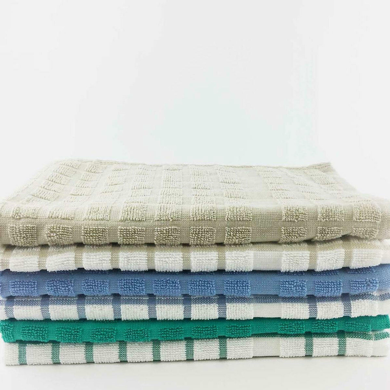Martex Wovens by WestPoint Hospitality MARTEX or KITCHEN TOWEL or 15X25 or 100percent RING SPUN COTTON LOOPS or 12 DZ PER CASE