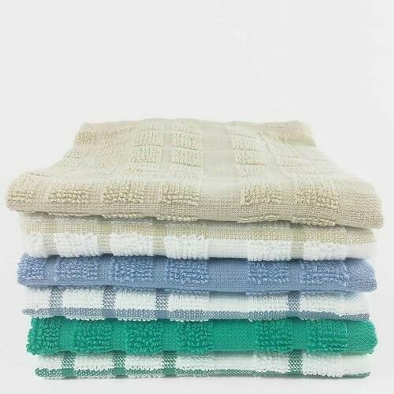 Martex Wovens by WestPoint Hospitality MARTEX or KITCHEN TOWEL or 12x12 or 100percent RING SPUN COTTON LOOPS or 12 DZ PER CASE