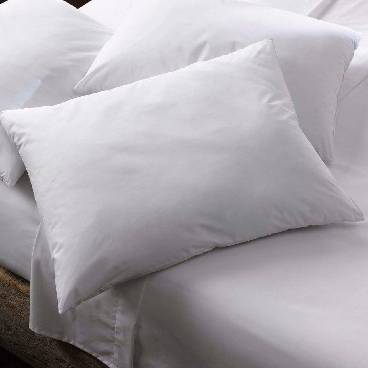 WestPoint Hospitality by Martex WESTPOINT or MARTEX or GREEN SOLID or PILLOW or STANDARD or 20x26 or 22OZ or PACK OF 12