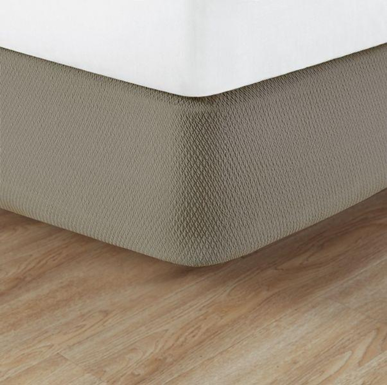 Berkshire Bedding Box Spring Wrap-Knit2Fit By Berkshire