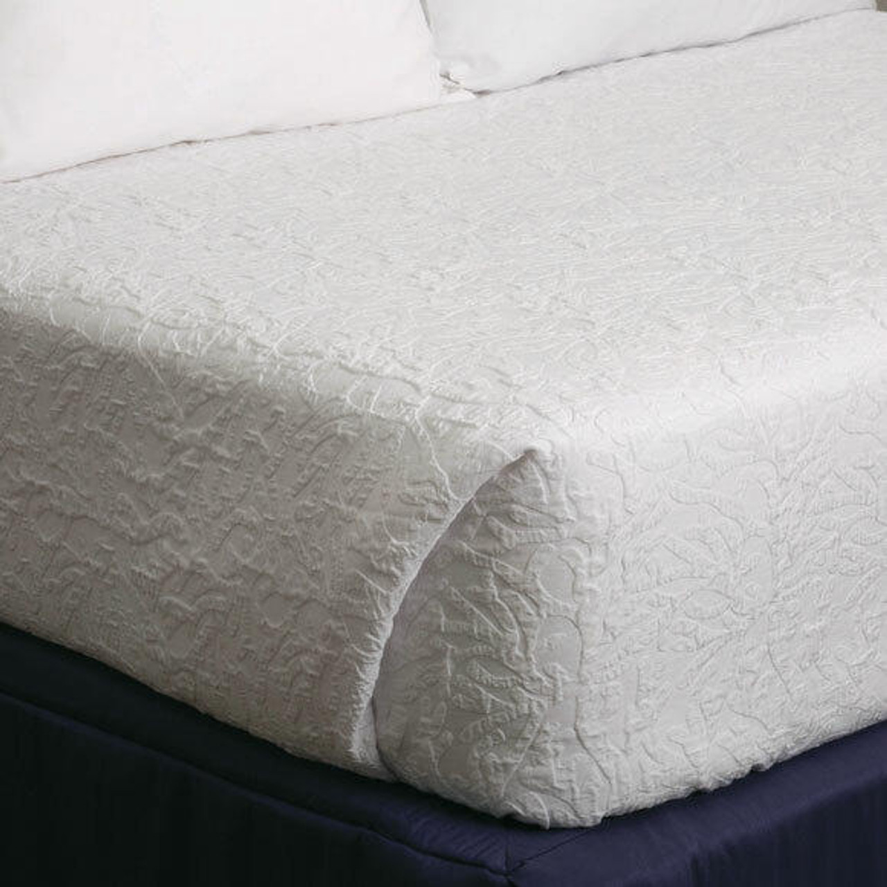 Ariel Decorative Hotel Top Sheet or Pack of 12