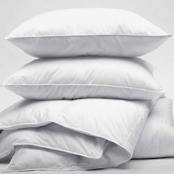How To Wash & Dry Feather Or Down Hotel Pillows (how To