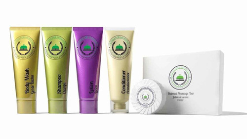 Hotels For Humanity Hotels4Humanity or Hotel and Spa or Bath Sets or 1 oz Tube