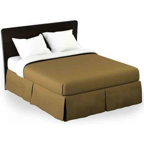 WestPoint/Martex Westpoint or Martex Rx or Bed Skirt or Solid Gold or Pack Of 12
