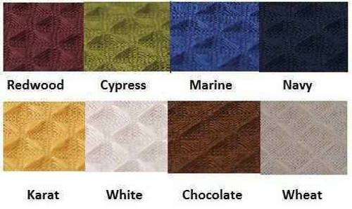 1888 Mills 1888 Mills or Adorn or Pillow Shams or Colored Bedding Collection or Pack of 24