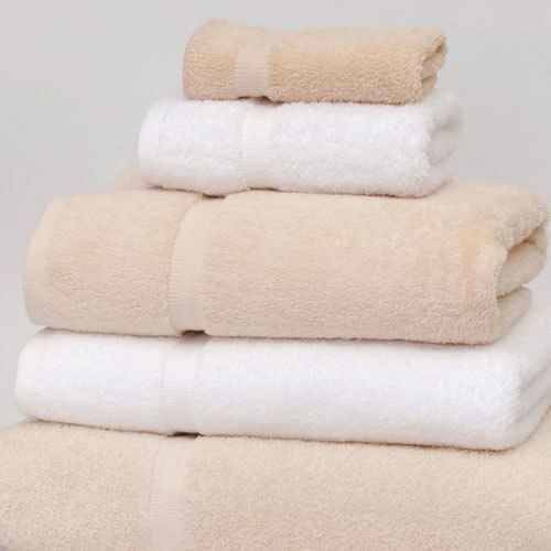 1888 Mills 1888 Mills or Premier Terry orBath Linen or White And Beige or 24 - 300 Per Pack Item