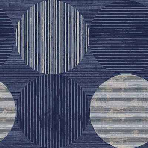 WestPoint/Martex Martex Rx or Coverlet or Circles and Stripes Sapphire or Pack Of 4