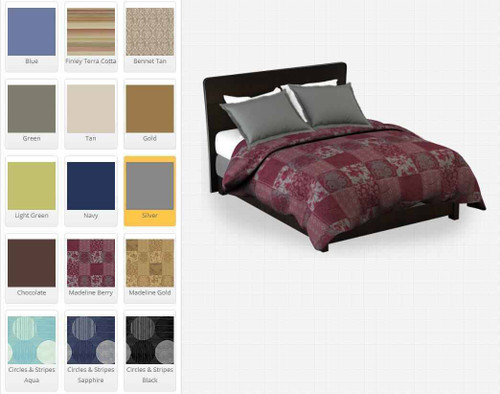 Martex RX Bedding by Westpoint Hospitality Martex Rx Bedding or Pillow Shams