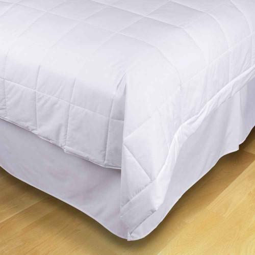 WestPoint/Martex Westpoint or Martex Basics or Quilted Blanket White 4 Per Case