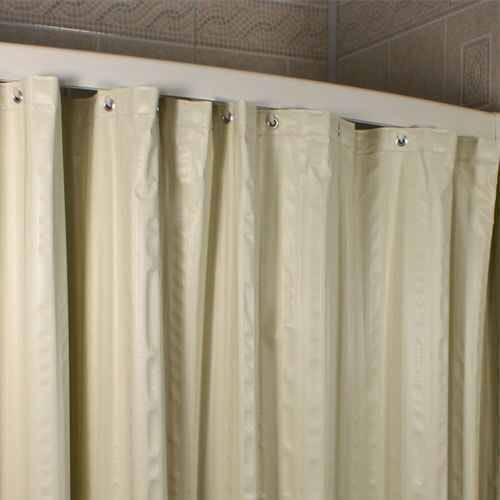 Kartri KARTRIor 8 GAUGE REGENCY FLAME RETARDANTor VINYL SHOWER CURTAIN W/ METAL GROMMETS PACK OF 12