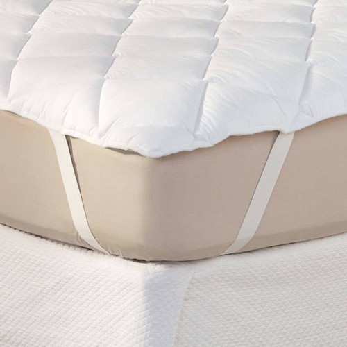 Restful Nights Restful Nights Mattress Pillow Topper Proguard and Anchor Bands
