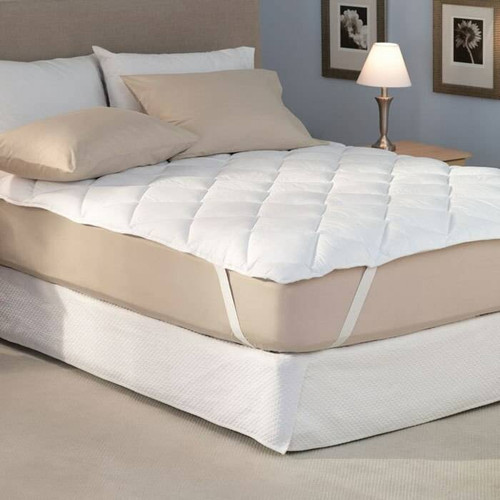Pacific Coast Feather Co PACIFIC COASTor 24 OZ orSUPER MATTRESS TOPPERor PROGUARD and ANCHOR BANDS or PACK OF 2