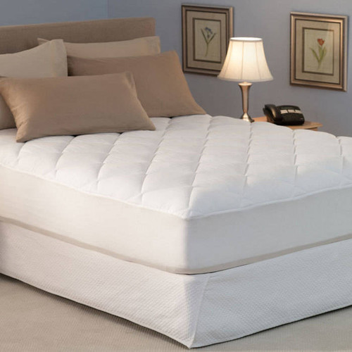 Pacific Coast Feather Co PACIFIC COASTor 24 OZ or SUPER MATTRESS TOPPERor PROGUARD and FITTED SKIRT or PACK OF 2