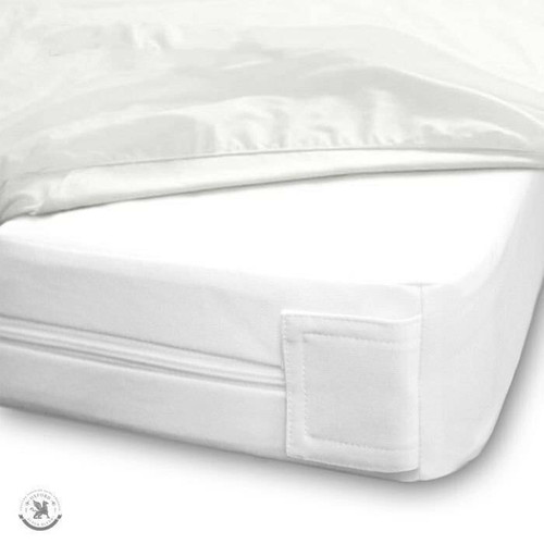 Ganesh Mills or Oxford Super Blend Ganesh Mills or Bed Bug or Protective Cover or Pack of 12