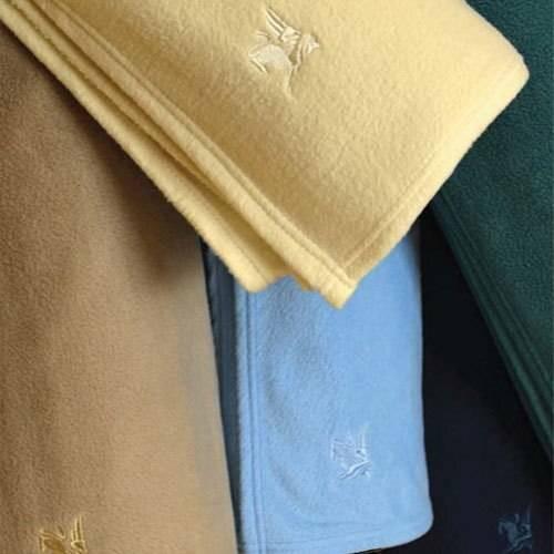 Ganesh Mills or Oxford Super Blend Ganesh Mills or Oxford or Microplush Fleece Blanket or Pack of 4