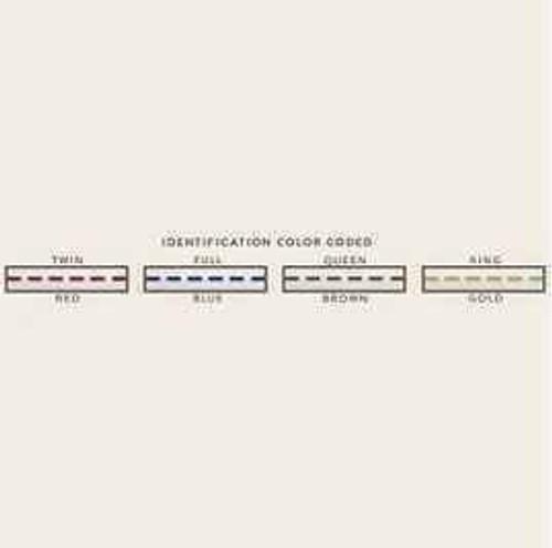 Oxford Super Blend by Ganesh Mills Ganesh Mills orOxford Superblend T-180 Flat Sheets or Pack of 1 DZ