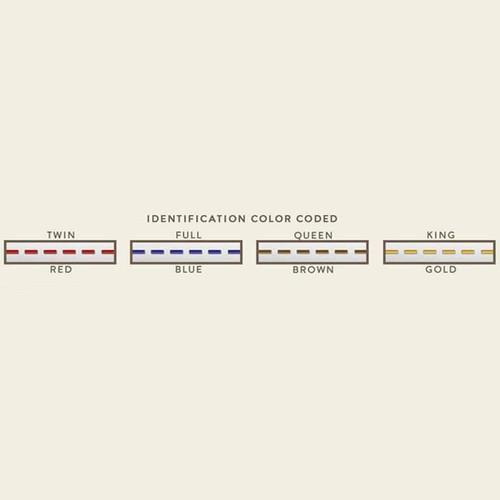 Ganesh Mills or Oxford Super Blend Ganesh Mills or Oxford Super T-300 Fitted Sheets or Pack of 1 DZ