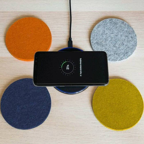 Brandstand BRANDSTAND CUBIEDOT QI WIRELESS CHARGER BLACK