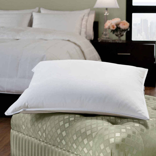 DownLite Bedding Downlite Pillows or EnviroLoft Blown Polyester Fiber