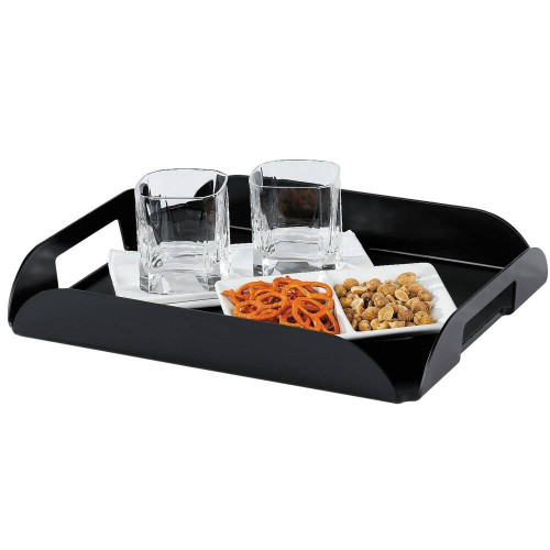 HOSPITALITY 1 SOURCE HOSPITALITY 1 SOURCE or AMENITY TRAYS or COFFEE TRAY or BLACK or 6 PER CASE