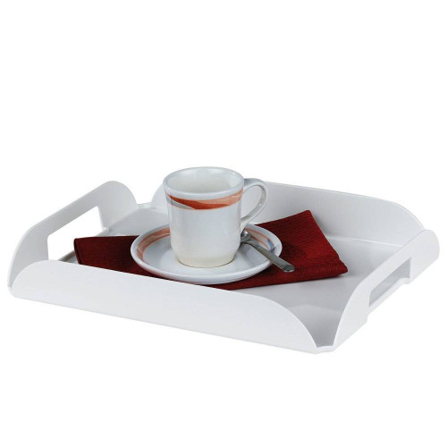 HOSPITALITY 1 SOURCE HOSPITALITY 1 SOURCE or AMENITY TRAYS or COFFEE TRAY or WHITE or 6 PER CASE