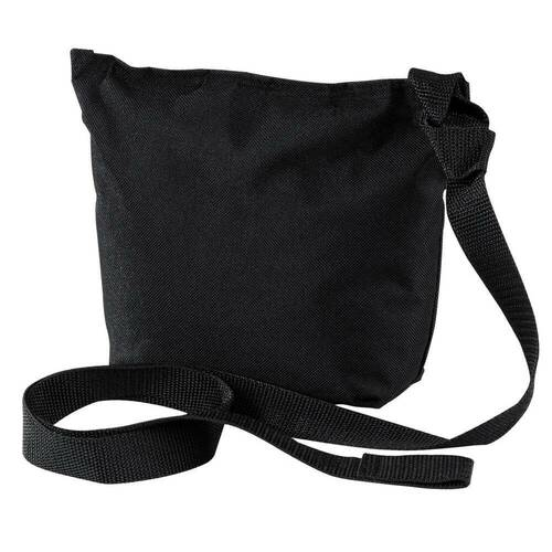HOSPITALITY 1 SOURCE HOSPITALITY 1 SOURCE or DOOR STOP BAG or BLACK or 5 PER CASE
