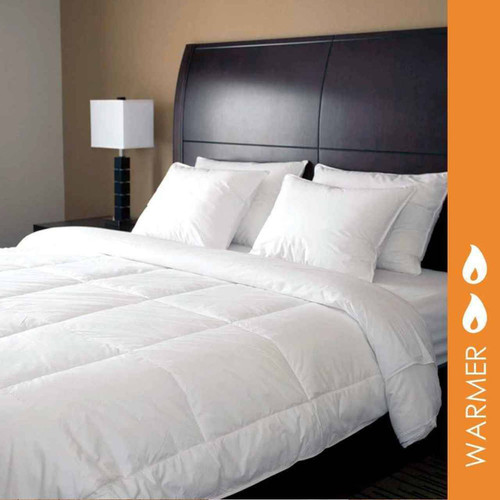 DownLite Bedding Downlite or Enviroloft Down Alternative Duvet Inserts