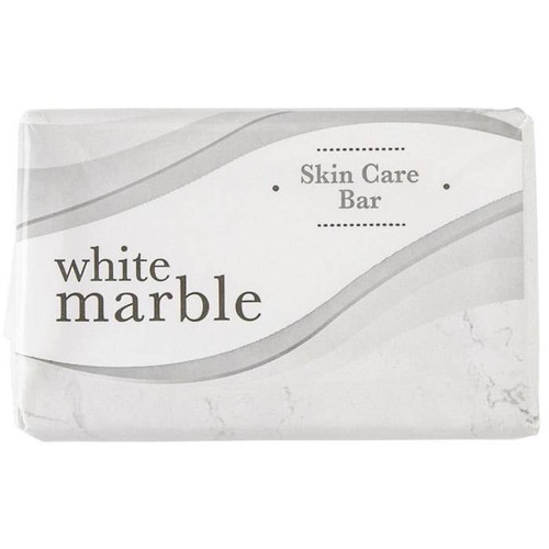 WHITE MARBLE or TONE SKIN CARE or BAR SOAP