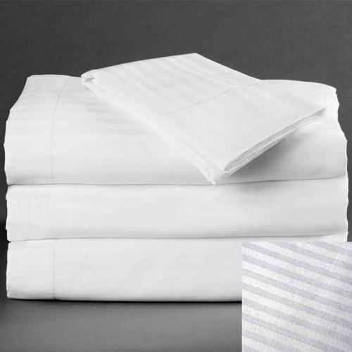 Martex Millennium or Sheets or WestPoint Hospitality Martex Millennium T250 Striped -Sheets - All Sizes