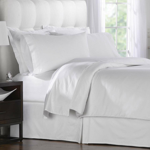 WestPoint/Martex T250 Martex Patrician Striped Sheets and Bedding - All Sizes