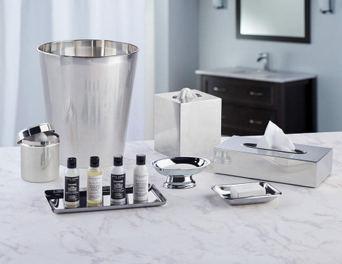 hotel bathroom accessories by Focus Product Group