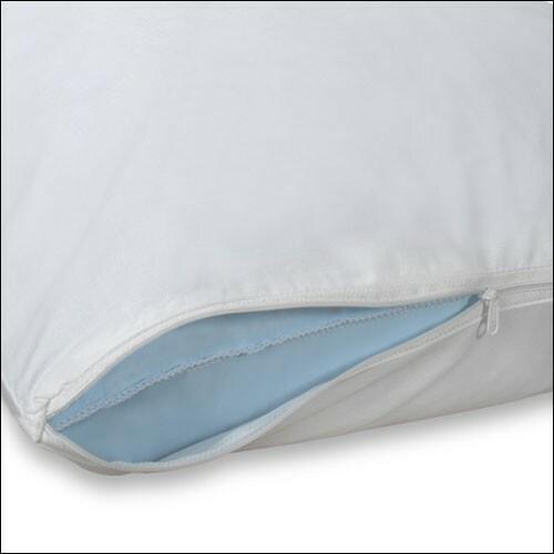 JS Fiber JS Fiber Zippered Pillow Protector
