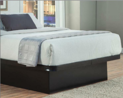 Hollywood Bed Frame Company Oversized Metal Platform Bed or Goliath or 16″ Height