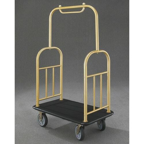 Glaro Glaro Glider Deluxe 4 Wheel Bellman Cart