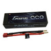Gens ace 7200mAh 7.4V 70C 2S1P HardCase Lipo Battery Pack 10# with 4.0mm bullet to Deans plug
