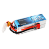 Gens Ace 1550mAh 14.8V 25C 4S1P Lipo Battery Pack with Deans Plug