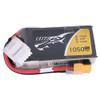 Tattu 1050mAh 14.8V 75C 4S1P Lipo Battery Pack with XT60 plug