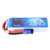 Gens ace 22.2V 60C 6S 3300mAh Lipo Battery Pack with EC5 Plug