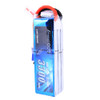 Gens ace 22.2V 60C 6S 3300mAh Lipo Battery Pack with EC5 Plug for Aircraft