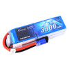 Gens ace 22.2V 60C 6S 3300mAh Lipo Battery Pack with EC5 Plug for RC Model