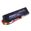 Gens ace 11.1V 50C 3S 5000mAh Lipo Battery Pack with XT60 Plug