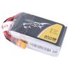 Tattu 850mAh 14.8V 75C 4S1P Lipo Battery Pack  with XT30 plug