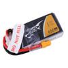 Tattu 3S1P 75C 11.1V 650mAh Lipo Battery Pack with XT30 Plug for monitoring uav